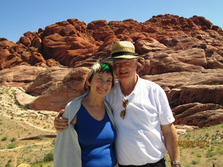 Ruth & Ron Red Rock Canyon