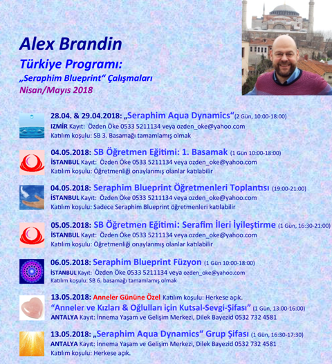 Alex Returns to Turkey 2